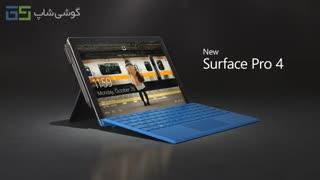 ویدیوی تبلیغاتی جدید تبلت قدرتمند Surface Pro 4