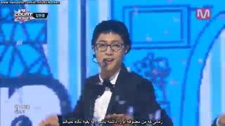 کنسرت فوق العاده زیبای آهنگ جنتلمن   Gentleman از پسرم کیم هیون جونگ با زیرنویس فارسی توسط خودم ( پیشنهاد ویژه ی من )