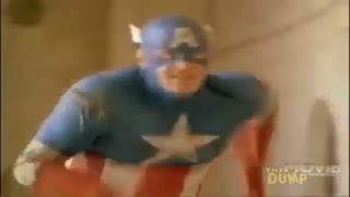 کاپیتان امریکا از 1944 تا 2012