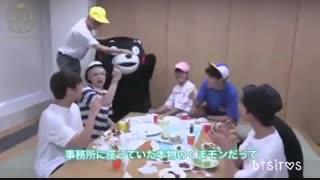 Bts fanclub Japan – suga with kumamon-*رها*