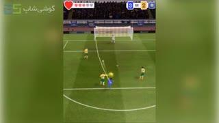 معرفی بازی سرگرم کننده Score! HERO