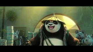پاندای کونگ فو کار 3 اولین تریلر Kung Fu Panda 3 TRAILER 1 -2016
