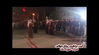 یزله خوانی اعراب خوزستان توسط گروه میسان، پژوهش:سید مسعود بنی حسینی