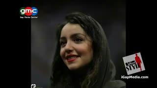 بازیگران خوش تیپ و خوش استایل ایران بر روی فرش قرمز ناهید
