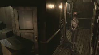 RESIDENT EVIL ZERO HD REMASTER E3 DEMO
