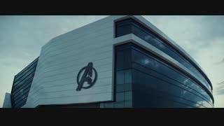 Captain America: Civil War Official Trailer #1 (2016)