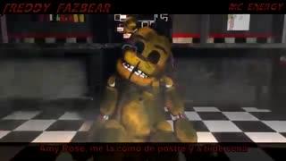 Rap: Sonic.exe VS Freddy