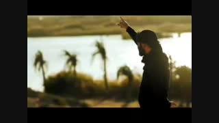 ویدیو ماه نیزه ها    با صدای حامد زمانی و عبدالرضا هلالی