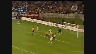 Iran - Australia  match 1997