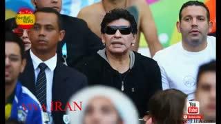 IRAN vs ARGENTINA --- Fifa2014