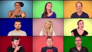 ملودی های دیزنی به روش آکاپلا  ((Disney Medley (Acapella)