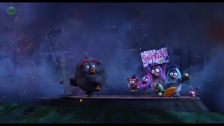 The Angry Birds Movie - Official Movie Trailer 2016