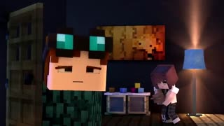minecraft song by DanTDM|we are never ever going to the