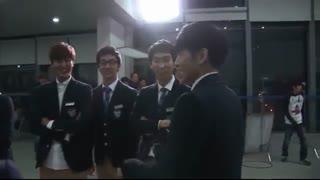 پشت صحنه اصلی و اورجینال وارثان 81 (لی مین هو کیم وو بین ) مسخره بازی دست جمعی
