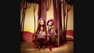 تبلیغ عروسک  دختران راپنزل