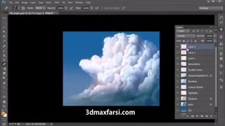 دانلود آموزش Drawing and Painting Clouds for Digital Illustration