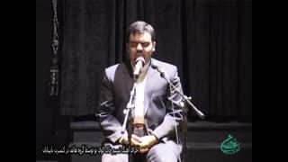 اجرای ترانه نسیم کوی تو توسط  گروه هاتف در کنسرت نابینایان