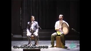 اجرای ترانه دلم از دست تو توسط گروه هاتف در کنسرت نابینایان
