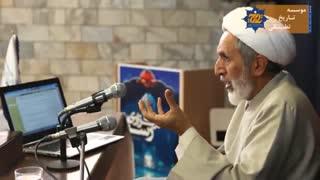 فیلم/چرا به امام حسن (ع) تهمت مطلاق داده شد؟