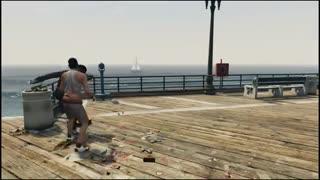 ویدئوی مد پارکور بازی GTA V