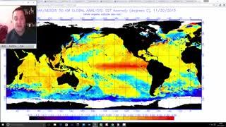 آپدیت سوم پیش بینی  اقلیمی زمستان 94