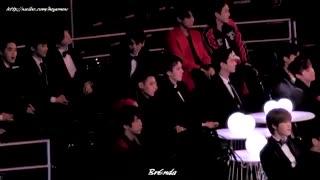 EXO - BTS - Infinite - Reaction to Ailee از دقیقه1:50باحال تر میشه خصوصا بکی!