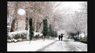 برف نو سلام - شعر و دکلمه از احمد شاملو