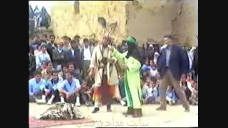 قسمت اول تعزیه حارص مربوط به ده 60 در   روستای فش