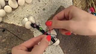 ساخت دستبند زیبا توسط خود شما