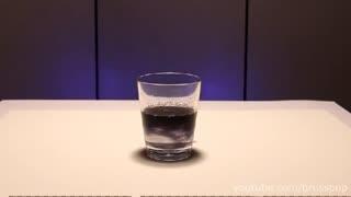 045- واکنش ساعت یُدی (iodine clock reaction)
