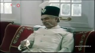 سکانس تمجید مظفرالدین شاه از استاد در فیلم کمال الملک