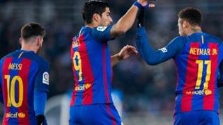 خلاصه بازی:  رئال سوسیداد  0 - 1  بارسلونا