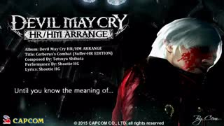 Devil may cry HR/HM