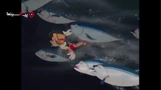 سکانس یافتن ژپتو و پینوکیو در انیمیشن پینوکیو(Pinocchio,1940)
