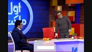 مشکل قلبی باعث بیهوش شدن مجری تلویزیون رضا رشیدپور