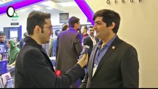 ویدئوی مصاحبه اختصاصی مرکز کسب و کارهای نوپا با بنیانگذار فناوری اطلاعات پارمیس
