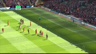 خلاصه بازی :  لیورپول  0 -  0   ساوتهمپتون