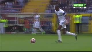 خلاصه بازی : جنوا  1 - 0  اینترمیلان