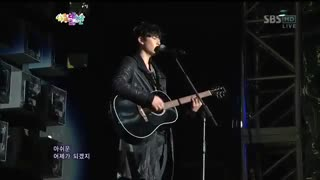다이나믹 블랙 (Dynamic Black) [Yesterday] @SBS 2012 가요대전 The Color of K-pop
