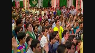 سید رضا نریمانی مداحی فوق العاده زیبای میلاد امام حسین علیه السلام 96
