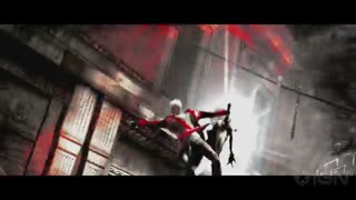 Devil May Cry (GAME trailer) - DmC