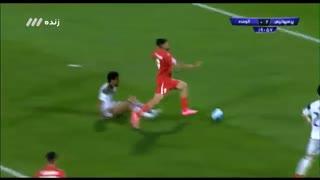 خلاصه بازی پرسپولیس 4- الوحده امارات 2 (هتریک طارمی)