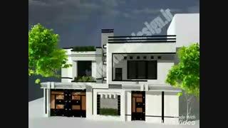 طراحی نما ساختمان و طراحی دکوراسیون داخلی09037916652