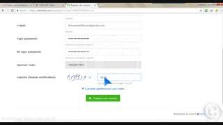 ویدیو آموزشی نحوه ثبت نام در سایت سرمایه گذاری ATTOTRADE