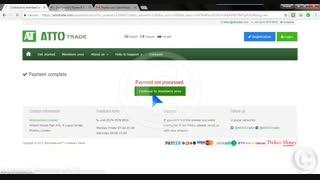 ویدیو آموزش شروع سرمایه گذاری در سایت ATTOTRADE