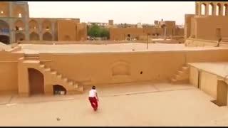 ویدیو زیبا از شهر یزد | پارس آنلاین | ردلاین | جپلقی | پارکور