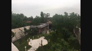 ۹۰۰ متر باغ ویلا در شهریار