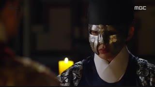 قسمت 2 سریال کره ای پادشاه : صاحب ماسک – Ruler: Master of the Mask