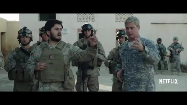 اپلیکیشن نماشا اندروید تریلر شماره 3 فیلم War Machine - نماشا