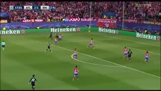 خلاصه بازی : اتلتیکومادرید  2 - 1  رئال مادرید